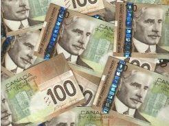 Canadian-100-dollar-bills