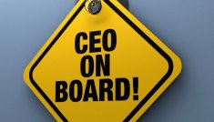 CEO sign